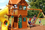 Критерии выбора резинового покрытия для детских площадок