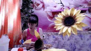 Мастер-классы по изготовлению своими руками гигантских цветов из изолона