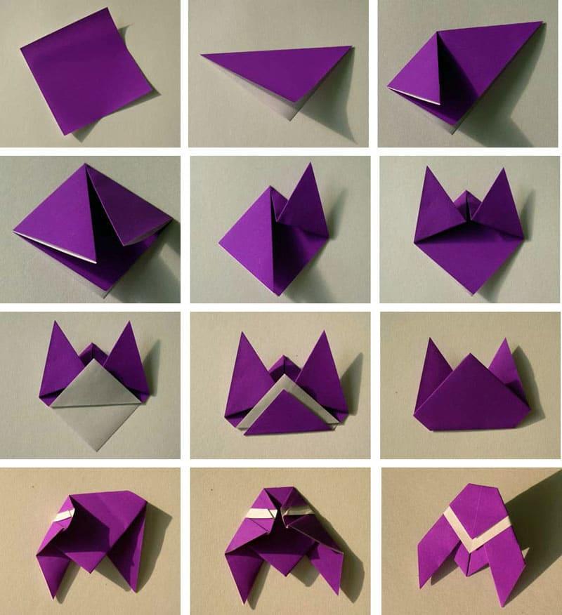 Бумагопластика как искусство для детей и начинающих мастеров: схемы и пошаговые инструкции