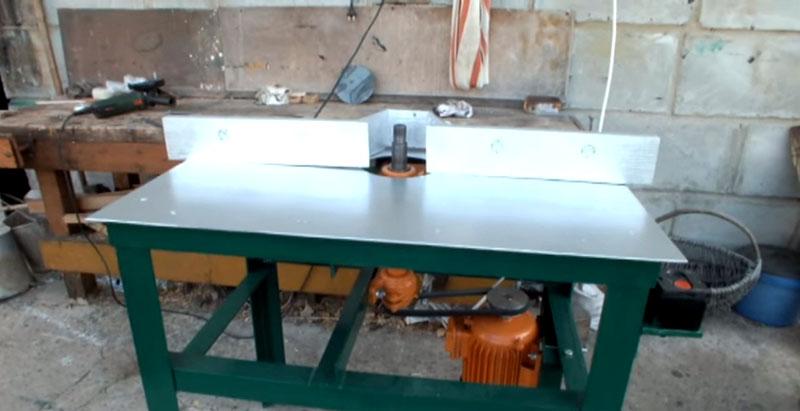 Изготовление самодельного фрезерного станка