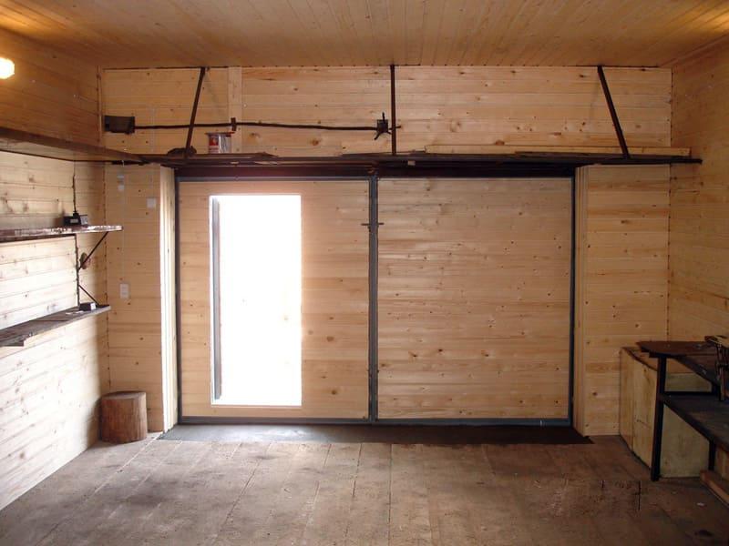 Как построить гараж своими руками: чертежи, материалы, размеры