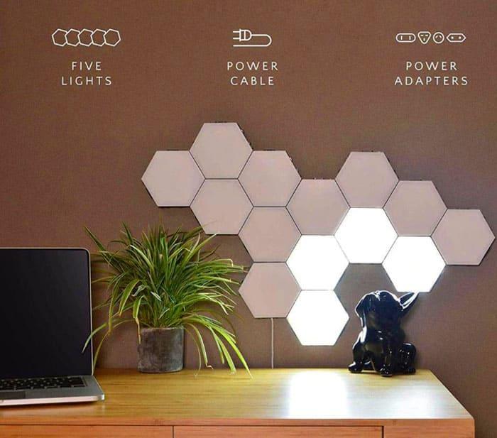 Необычные светильники создадут особую атмосферу