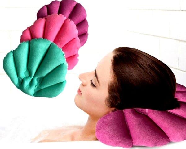Достаточно просто прикрепить подушку на нужную высоту, и полный комфорт вам обеспечен