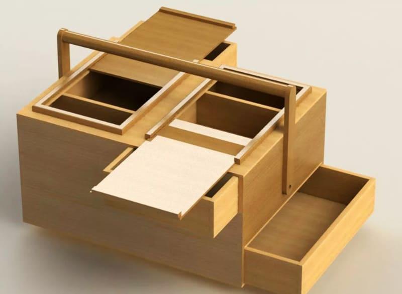 Простейший ящик для инструмента