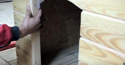 Подробные инструкции изготовления своими руками будки для собаки