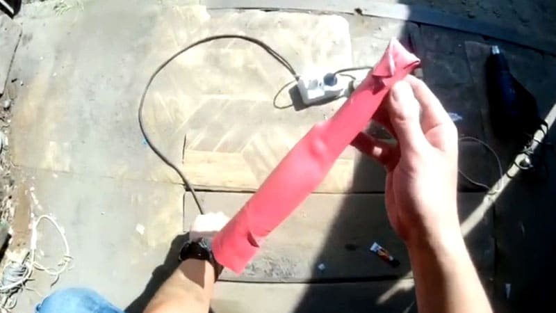 Подводный металлоискатель