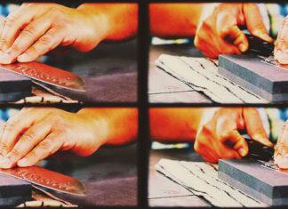Как правильно точить ножи в домашних условиях: