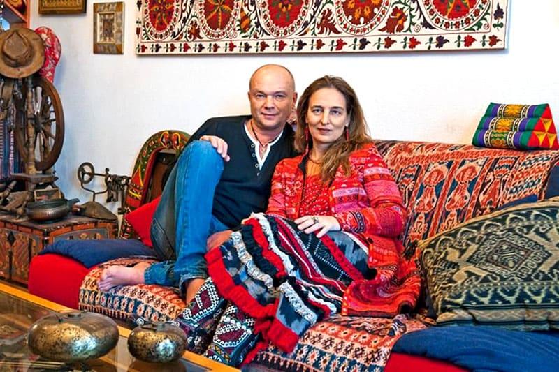 Квартира Андрея Смолякова