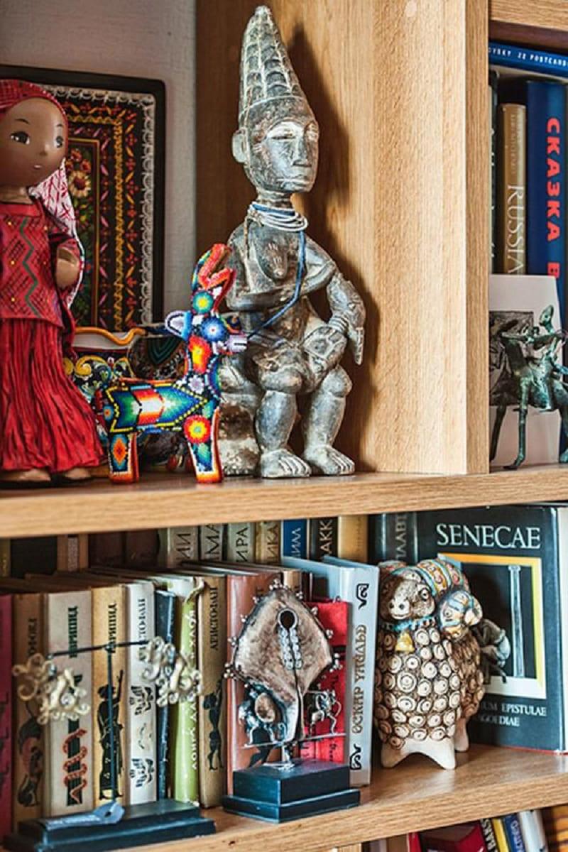 Как выделиться на фоне других: необычная квартира Андрея Смолякова