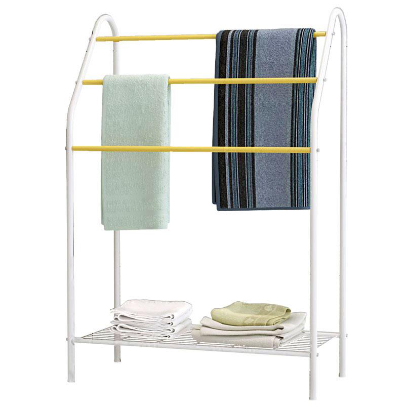 Стильная напольная стойка для одежды - примеры использования в современном интерьере