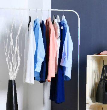 Напольная стойка для одежды
