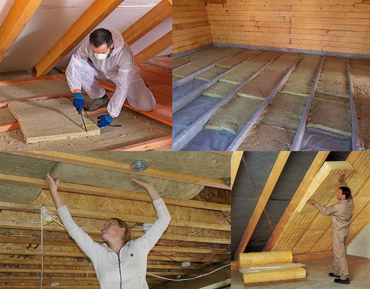 Обязательно уделите должное внимание качественному утеплению крыши