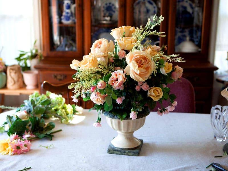 Растения для декора от AliExpress