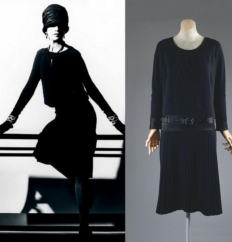Знаменитый дизайнер во Франции Коко Шанель решила пойти по непроторенной дорожке и шить одежду из непрезентабельной ткани. Общественность возмутил этот факт, потому что одежда для влиятельных и богатых дам должна была быть пошита только из дорогих и красивых тканей