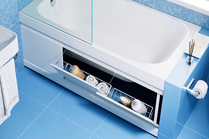 А вы создадите в ванной по-настоящему уютное и функциональное пространство для хранения