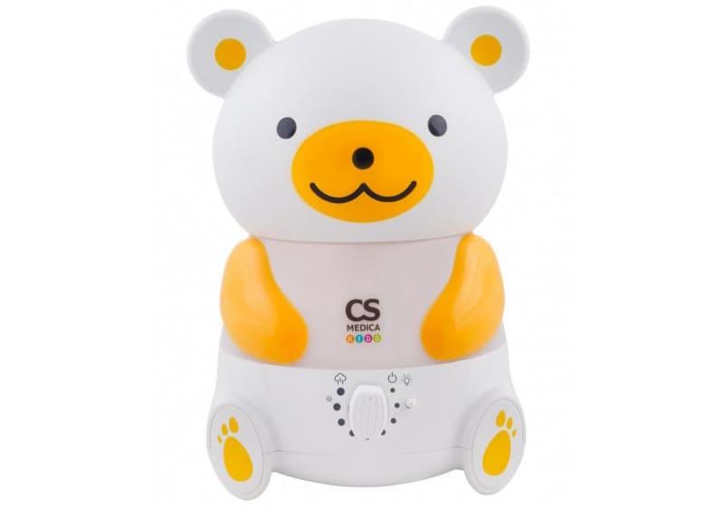 Симпатичный мишка будет радовать детей