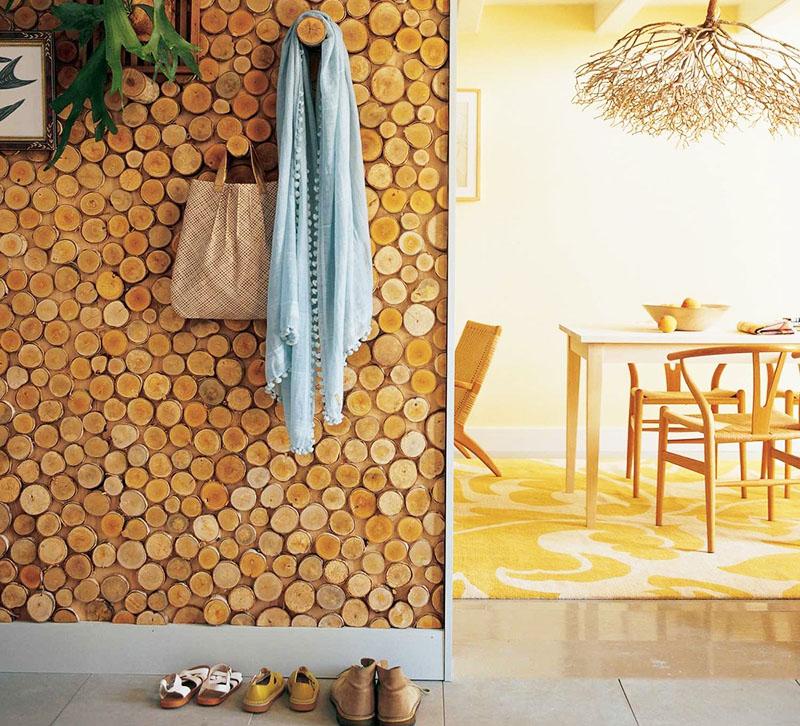 10 предметов декора из спилов дерева