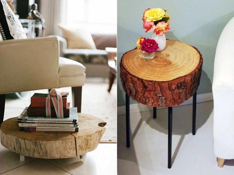 Такой стол или стул станет необычным решением для оформления любого интерьера. Главное, заранее предупредите дам о возможной порче их капроновых колгот