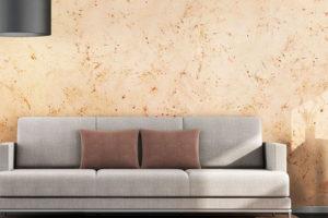 Все «за» и «против» универсального флокового покрытия для стен
