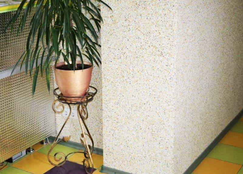 Эксплуатационные характеристики флока прекрасно подходят для общественных помещений