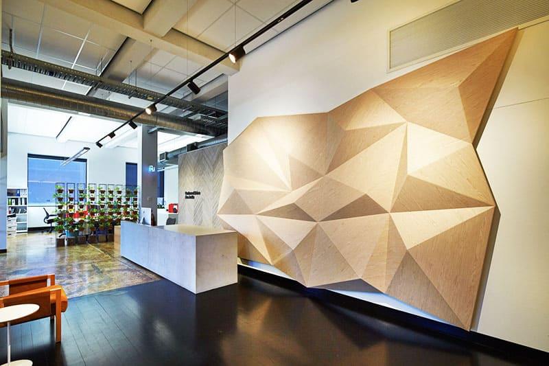 Удивительный материал из Италии: инновационное дерево с гибкостью кожи WoodSkin