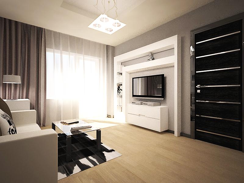 Как переделать однокомнатную квартиру в двухкомнатную