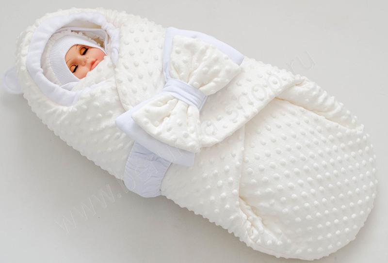 Забота о малыше на первом месте: как сшить своими руками кокон для новорождённого
