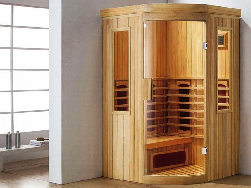 Компактный вариант можно установить даже в небольшой квартире