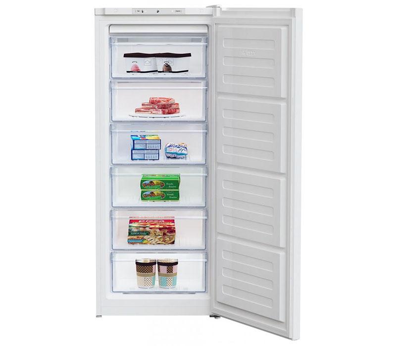 Большинство моделей представляют собой классическую форму холодильника