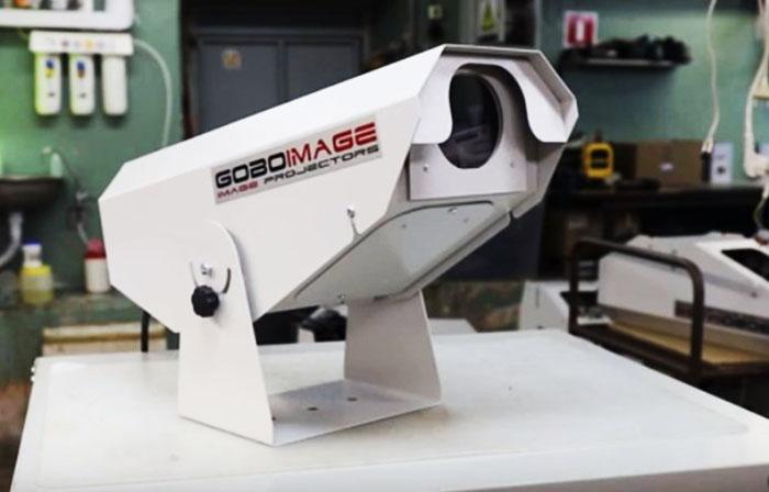 Гобо-проектор