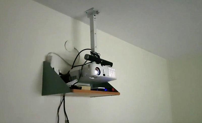 Потолочный кронштейн для проектора