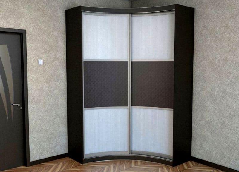 Шкафы-купы будут незаменимы в небольшой спальне