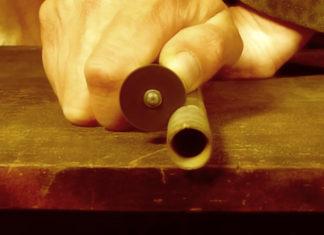 Ручной гравёр своими руками