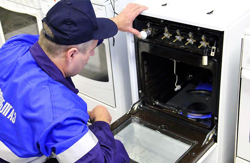 Без помощи сотрудника газовой службы можно вполне обойтись