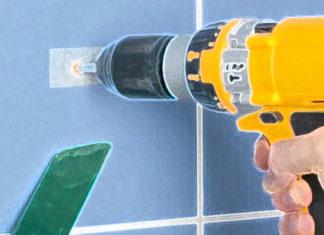 Способы сверления плитки без сколов