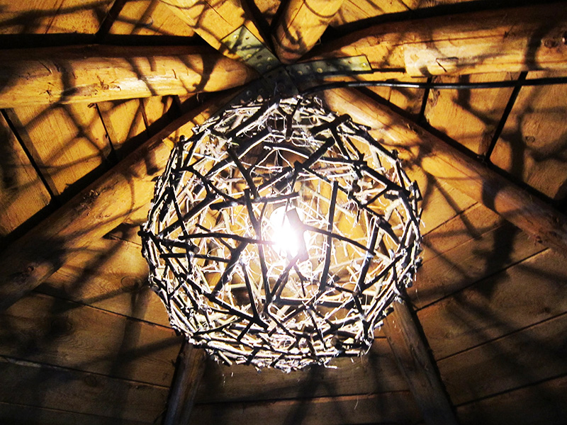 Светильники для дома своими руками: идеи, инструкции