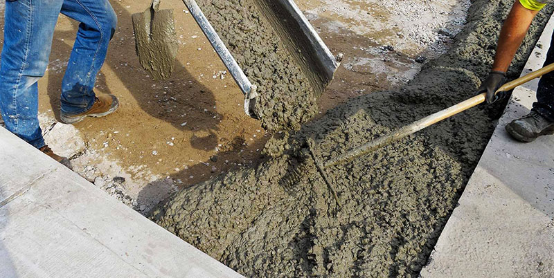 Токопроводящий бетон Shot Crete