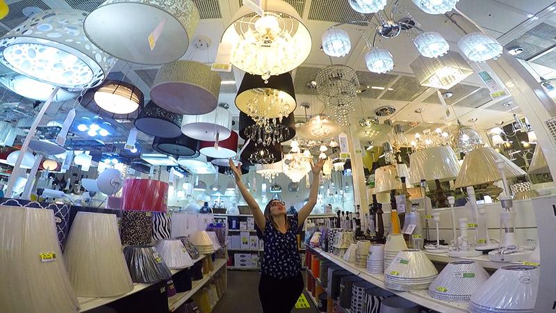 Топ-7 необычных светильников от Леруа Мерлен