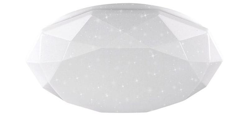 Световой поток осветительного прибора регулируется в диапазоне 4300 лм