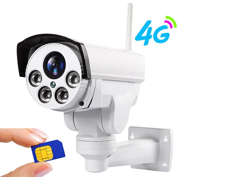 Видеонаблюдение можно организовать через сети сотовых операторов