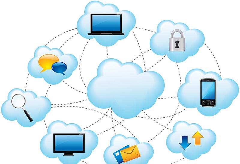 В облако можно зайти с любого устройства, поддерживающего интернет