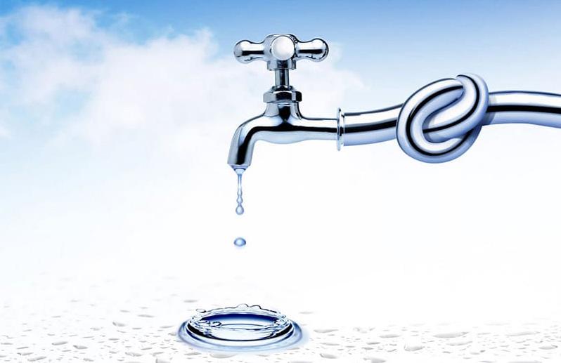 Замена аварийного водопроводного крана под давлением
