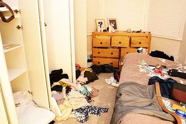 Вряд ли кому-либо будет приятно увидеть свою квартиру в таком виде