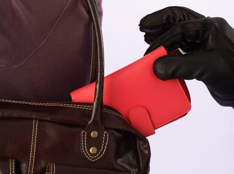 Банальная карманная кража, и ваши ключи у злоумышленника