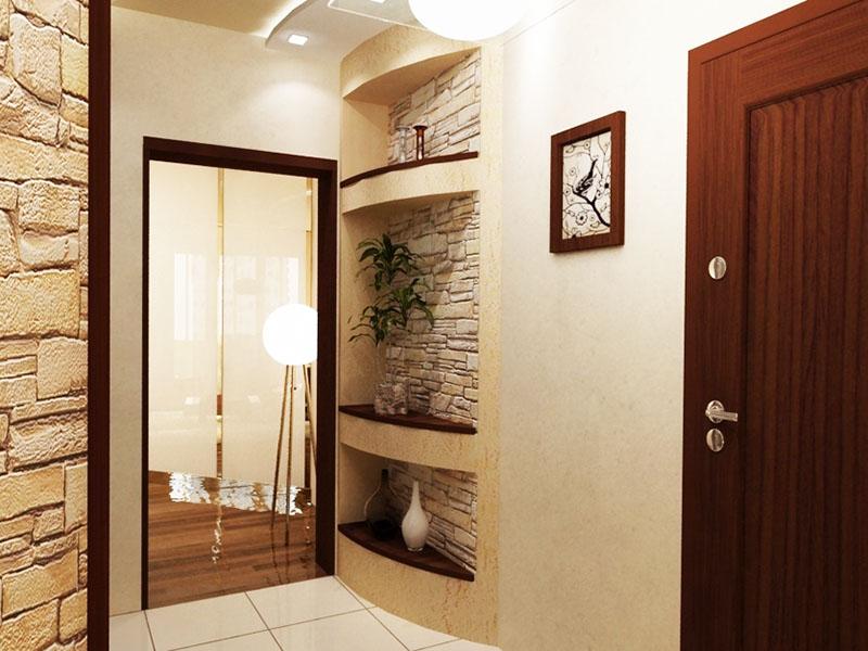 Отражающая поверхность накапливает все виды энергии и долго держит её в квартире. По некоторым приметам, если дверь в доме деревянная, то рядом можно вешать зеркало без опасений