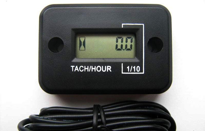 Датчик моточасов для бензогенератора