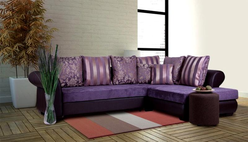 При выборе важно обращать внимание на внешнюю привлекательность и декоративность, ткань должна вписываться в стилевое оформление интерьера