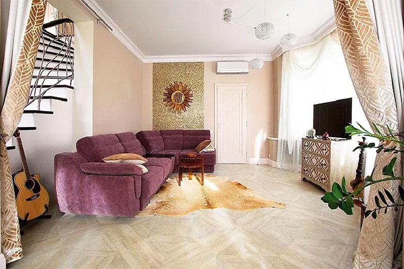Зона отдыха в марокканском стиле «а-ля Марракеш»