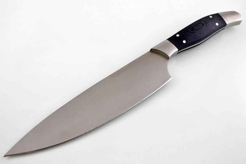 Кухонный поварской нож