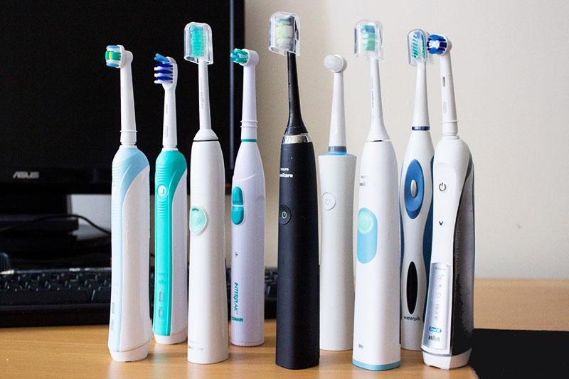 Как выбрать зубную электрическую щётку